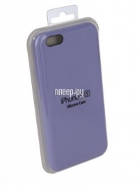 Фото Чехол Innovation для APPLE iPhone 6 / 6S Silicone Case Lilac 10259