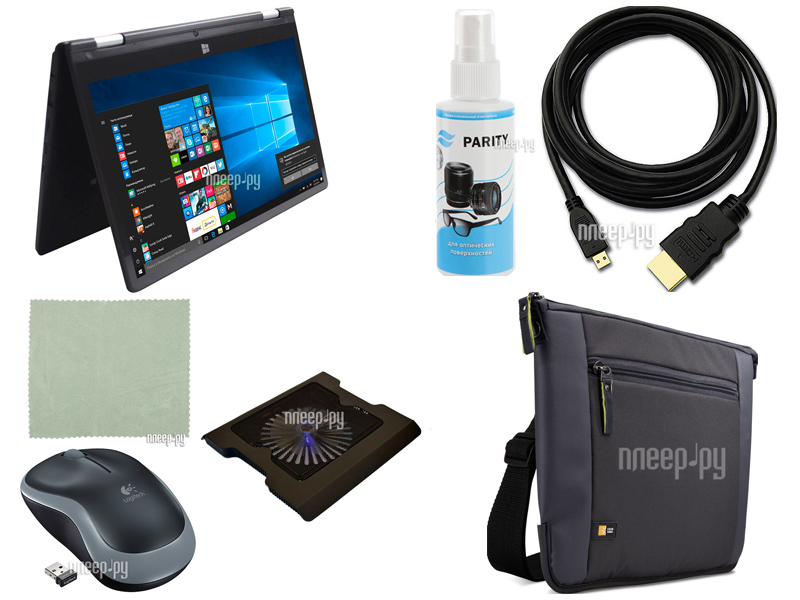 Ноутбук KREZ Ninja 1103 Black TY1103B Выгодный набор + подарок серт. 200Р!!!(Intel Atom x5-Z8300 1.6 GHz/2048Mb/32Gb/Wi-Fi/Bluetooth/Cam/11.6/1920x1080/Windows)[Перейти в каталог этих товаров]
