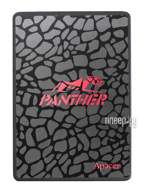 Жесткий диск 480Gb - Apacer AS350 Partner AP480GAS350-1[Перейти в каталог этих товаров]