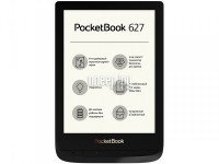 Фото PocketBook 627 Obsidian Black PB627-H-RU