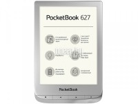 Фото PocketBook 627 Silver PB627-S-RU