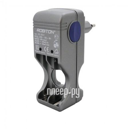 Зарядное устройство Robiton SD250-4 (без аккумуляторов)