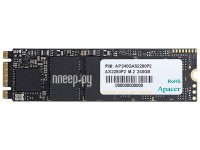 Фото Apacer AS2280P2 240Gb AP240GAS2280P2-1