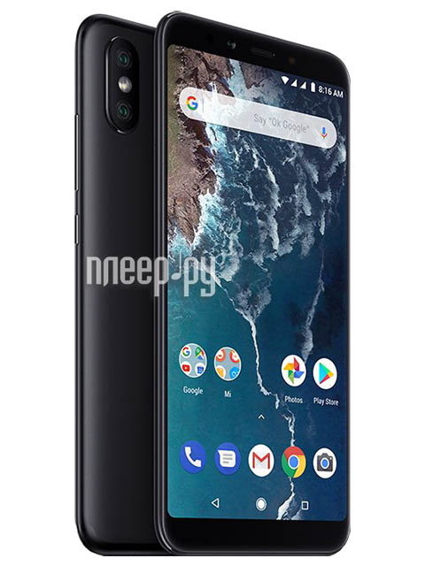 Телефон Xiaomi Mi A2 4Gb RAM 64Gb уцененный[Перейти в каталог этих товаров]