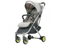 Фото Xiaomi Bebehoo Start Lightweight Four-wheeled Stroller Grey