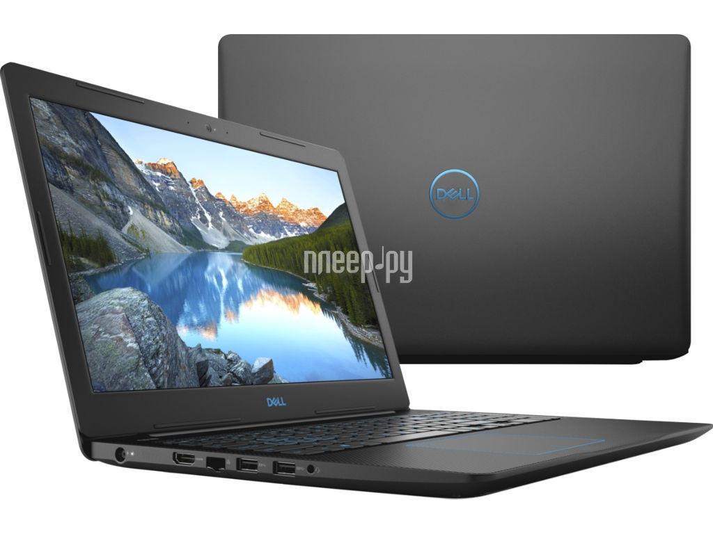 Купить Dell G3 3579 G315-7268 Black (Intel Core i7-8750H 2 2