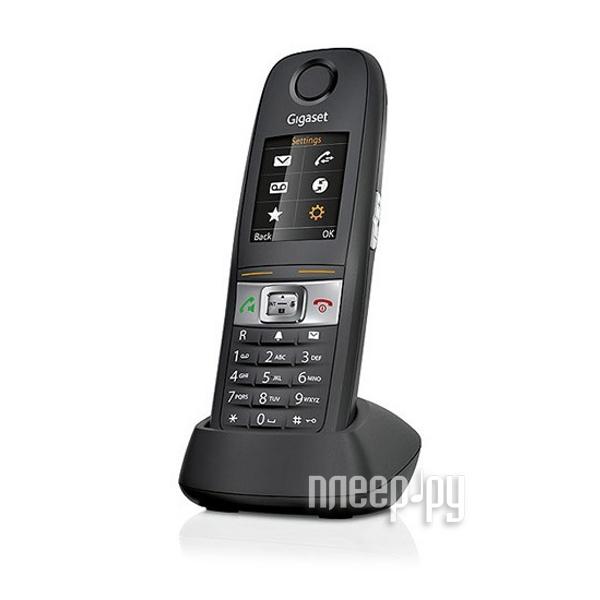 Телефон Gigaset E630H Black (доп. трубка) - УЦЕНКА![Перейти в каталог этих товаров]