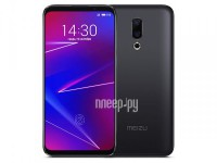 Фото Meizu 16 6/64Gb Ink Black