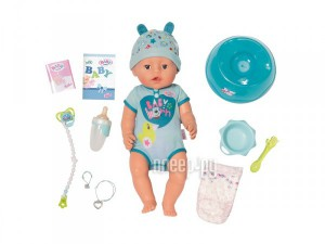 Кукла Zapf Creation Baby Born Мальчик 824-375