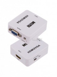 Фото Palmexx HDMI-VGA+Audio+питание PX/HDMI2VGA-aud-power
