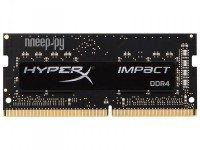 Фото HyperX Impact DDR4 SO-DIMM 2666MHz PC4-21300 CL15 - 8Gb HX426S15IB2/8
