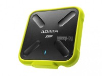 Фото A-Data SD700 256Gb Yellow ASD700-256GU31-CYL