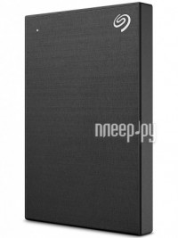Фото Seagate Backup Plus Slim 2Tb Black STHN2000400