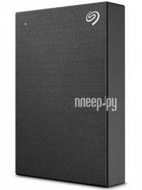 Фото Seagate Backup Plus Portable 4Tb Black STHP4000400