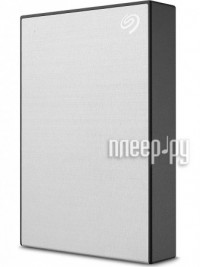 Фото Seagate Backup Plus Portable 5Tb Silver STHP5000401