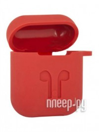 Фото Чехол Liberty Project для AirPods Red 0L-00040474