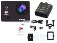 Фото X-TRY XTC172 Neo Battery 4K WiFi Black