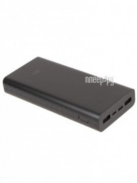 Фото Xiaomi ZMI Power Bank Aura QB822 20000mAh Black
