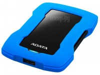 Фото A-Data HD330 1Tb Blue AHD330-1TU31-CBL