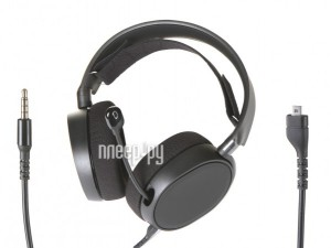 Фото SteelSeries Arctis 3 2019 Edition Black 61503
