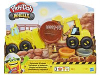 Игрушка Hasbro Play-Doh Экскаватор E4294EU4