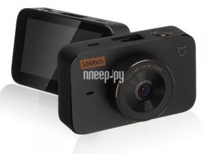 Видеорегистратор Xiaomi MiJia Car Driving Recorder Camera 1S Black MJXCJLY02BY