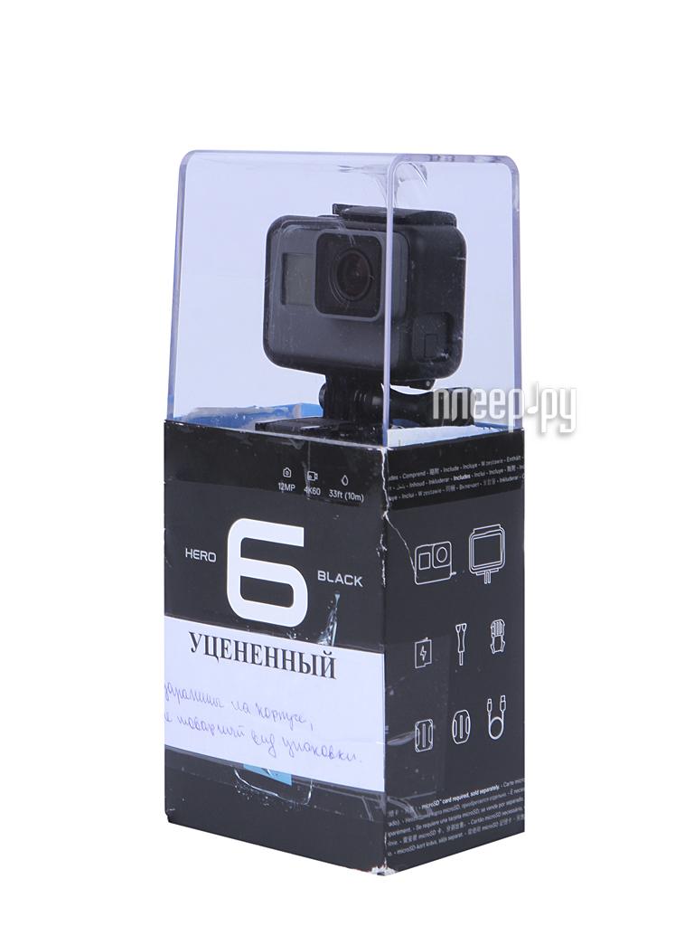 GoPro Hero 6 CHDHX-601-RU уцененный[Перейти в каталог этих товаров]