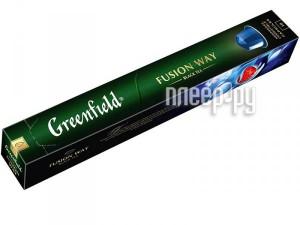 Капсулы Greenfield Чай Fusion Way 10шт