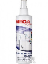 Фото Спрей для чистки маркерных досок ProMega Office White Board Clean 250ml 134430