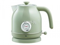 Фото Xiaomi Qcooker Retro Electric Kettle QS-1701 с датчиком температуры Green