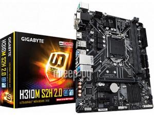 Материнская плата GigaByte H310M S2H 2.0