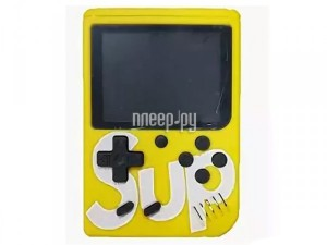 Фото Palmexx Sup Game Box 400 in 1 Yellow PX/GAME-SUP-400-YEL