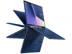 Фото ASUS Zenbook UX362FA-EL122T 90NB0JC2-M02760 (Intel Core i7-8565U 1.8GHz/16384Mb/512Gb SSD/No ODD/Intel HD Graphics/Wi-Fi/Bluetooth/Cam/13.3/1920x1080/Touchscreen/Windows 10 64-bit)