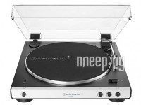 Проигрыватель Audio-Technica AT-LP60X White AT-LP60XBTWH