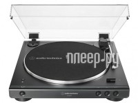 Проигрыватель Audio-Technica AT-LP60X Black AT-LP60XBTBK