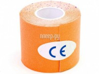 Фото Кинезио лента Bradex Physio Tape 5cm x 5m Orange SF 0191