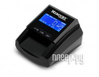 Детектор валют Mercury D-20A Flash Pro LCD без АКБ