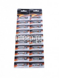 Фото AAA - Energizer Power E92 1.5V (20шт) E300140400 / 26044