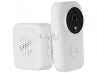 Фото Xiaomi Smart Video Doorbell FJ02MLWJ/FJ03MLNJ White ML0010CN / ML0016CN