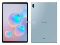 Фото Samsung Galaxy Tab S6 10.5 SM-T860 - 128Gb Light Blue SM-T860NZBASER (6144Mb/128Gb/GPS/Wi-Fi/Bluetooth/Cam/10.5/2560x1600/Android)