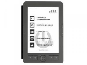 Электронная книга Digma E656 Dark Grey