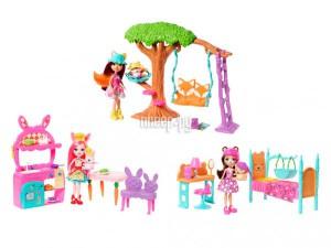 Игровой набор Mattel Enchantimals Сюжетный FRH44 (в ассортименте)