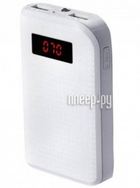 Фото Remax Power Bank Power Box 10000mAh White PPL-11