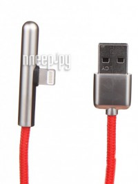 Фото Baseus Iridescent Lamp Mobile Game Cable USB - Lightning 1.5A 2m Red CAL7C-B09