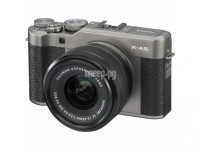 Фото Fujifilm X-A5 Kit XC 15-45mm F/3.5-5.6 OIS PZ Dark Silver