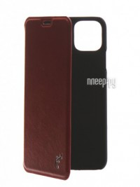 Фото Чехол G-Case для APPLE iPhone 11 Pro Max Slim Premium Red GG-1152