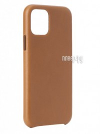 Фото Чехол для APPLE iPhone 11 Pro Leather Case Saddle Brown MWYD2ZM/A