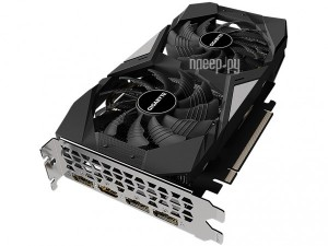 Фото GigaByte GeForce GTX 1660 Super OC 6Gb 1830Mhz PCI-E 3.0 6144Mb 14000Mhz 192 bit HDMI 3xDP GV-N166SOC-6GD