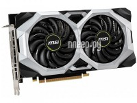 Фото MSI GeForce RTX 2060 1665Mhz PCI-E 3.0 8192Mb 14000Mhz 256 bit HDMI 3xDP RTX 2060 SUPER VENTUS GP OC 8GB