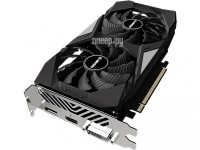 Фото GigaByte GeForce GTX 1650 SUPER WindForce OC 4G 1755Mhz PCI-E 3.0 4096Mb 12000Mhz 128 bit DVI-D HDMI DP GV-N165SWF2OC-4GD